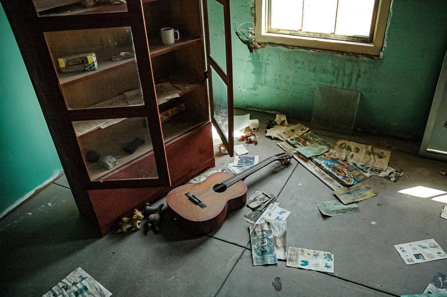 Roadside Relics - Guitar Left Behind