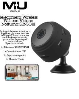 Telecamera wireless MU MAKE UP