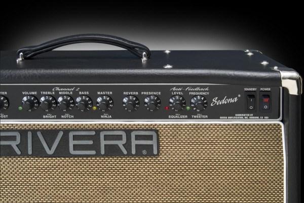 Sedona 55 & 25 Rivera Amplification