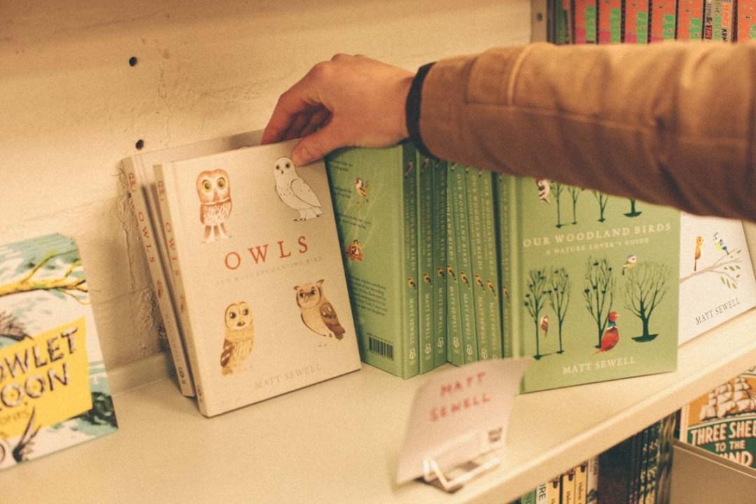 Londres - Rough Trade Owls