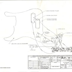 Fender Precision Lyte Wiring Diagram Sequence Exercises And Solutions Special Bass 1980 1982