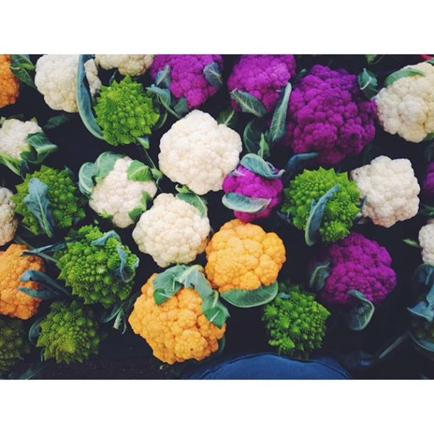 We take cauliflower seriously here at #Riverbendgardens