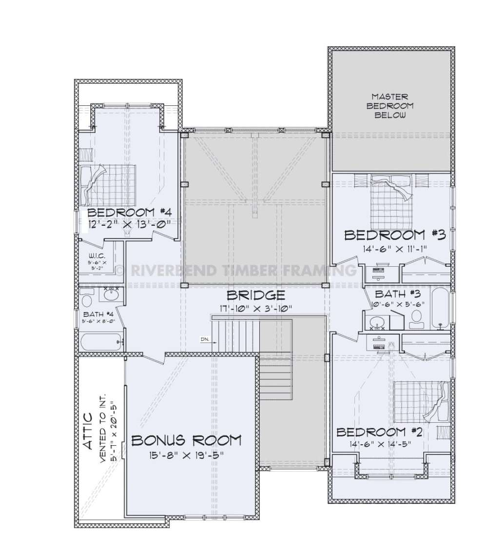 medium resolution of mountain view mountain view second story floor plan