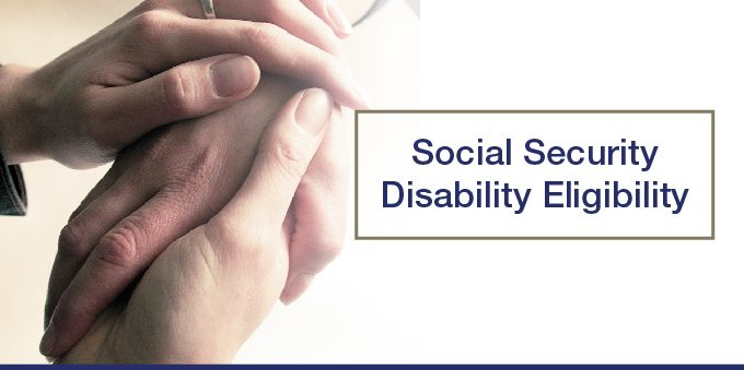Social Security Disability Eligibility