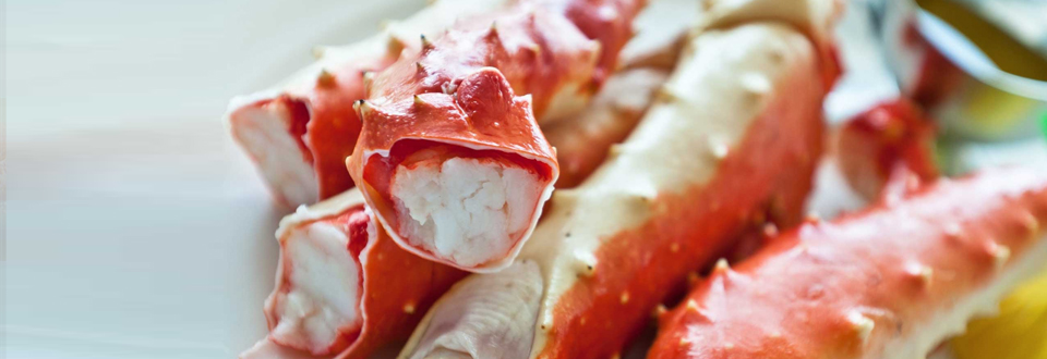 Crab Legs Every Wednesday!