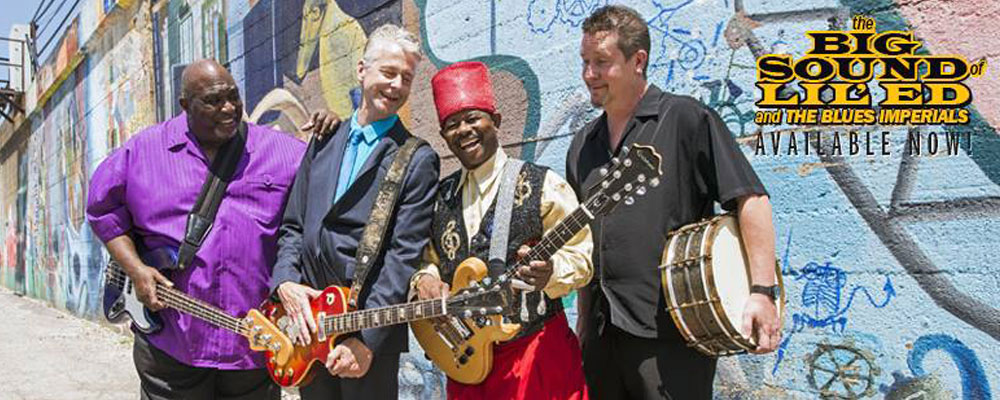 Lil Ed & the Blues Imperials at Blues Days