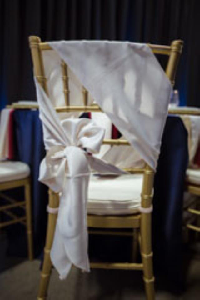 wedding chair covers reddit how to make a swivel stationary linen cover rentals in edmonton ab rent ties