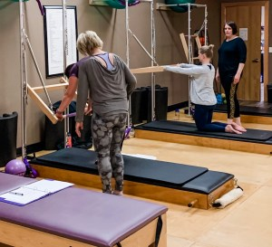 Take your Pilates practice to the next level!