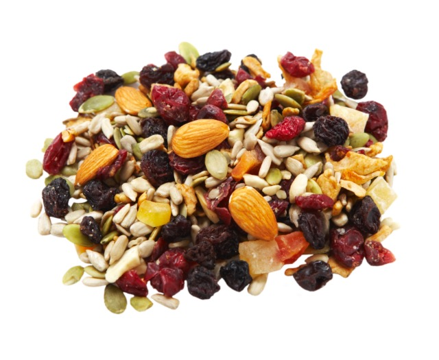 Four Ingredient Trail Mix
