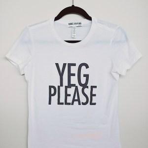 YEG Please Tee