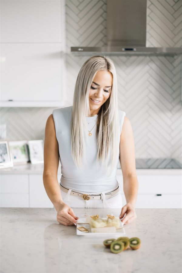 Refreshing Kiwi lime popsicles