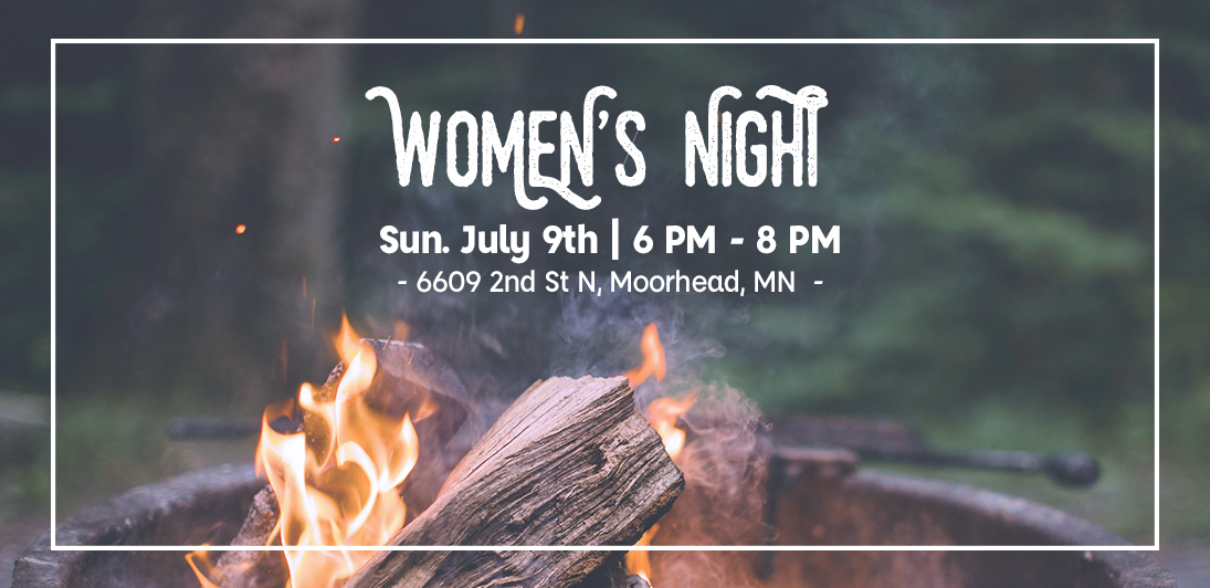 Women's Night! July 9th, 2017