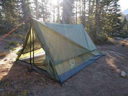trekker tent 2.2 backpacking tent