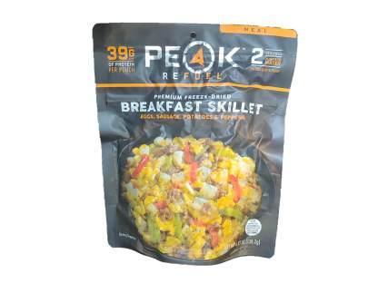breakfast skillet peak meal
