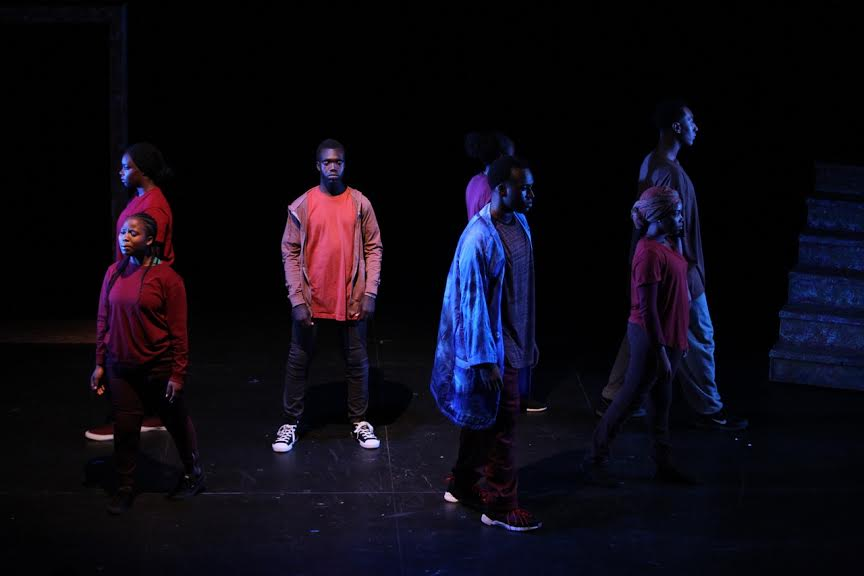 Performance Project/First Generation. photo E.Cohn