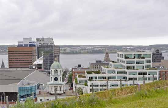 Grundstück kaufen Nova Scotia