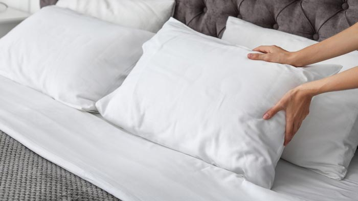 know about the size of a pillowcase