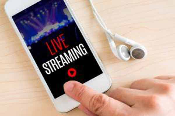 Factors to determine data used by streaming