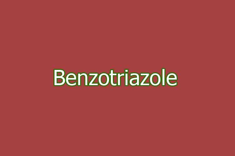 What is benzotriazole used for