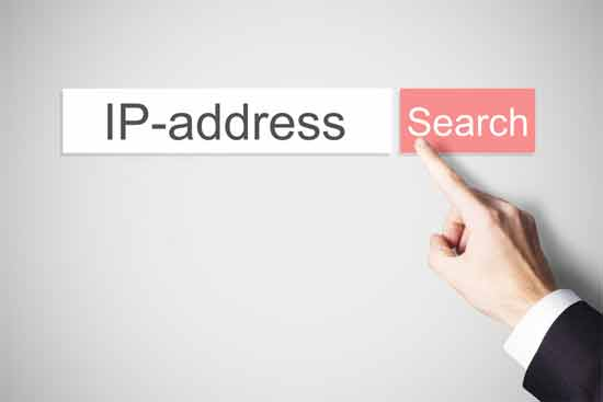 How does IP address work