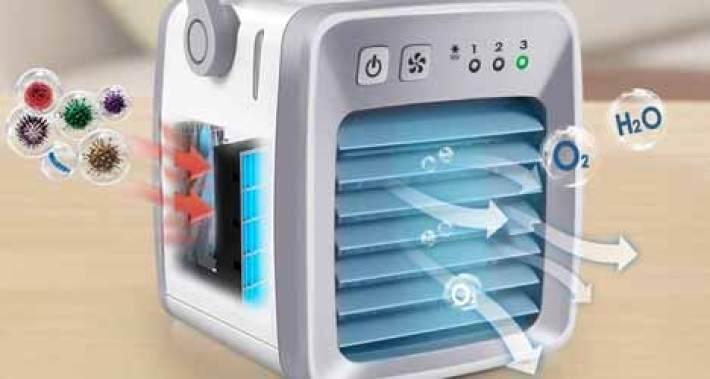 Clean Mini Air Cooler