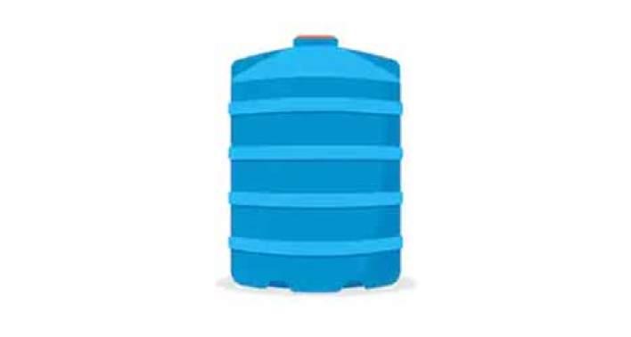 Scrub The Water Tank