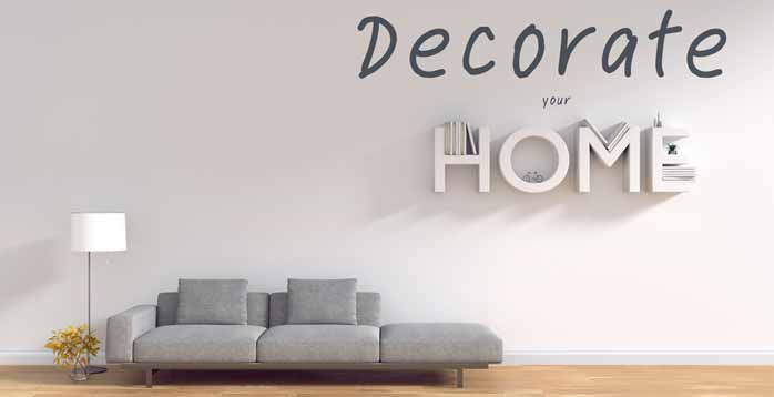 How To Decorate Your Home So It Takes Less Cleaning?