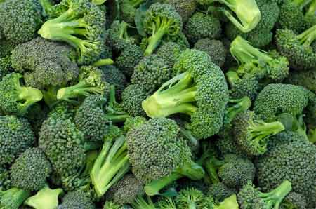 How long does raw broccoli last in the fridge