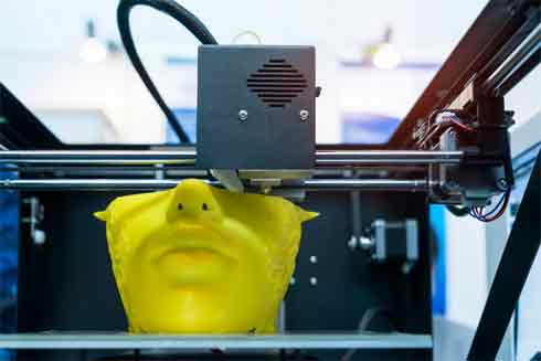 What materials Used in 3d printers