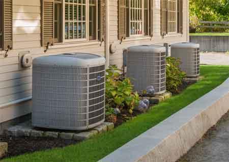 Self-installment of HVAC system