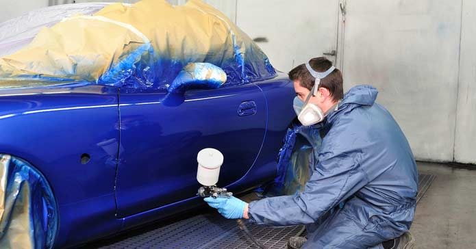 What is the First Thing to do to Protect New Car Paint?