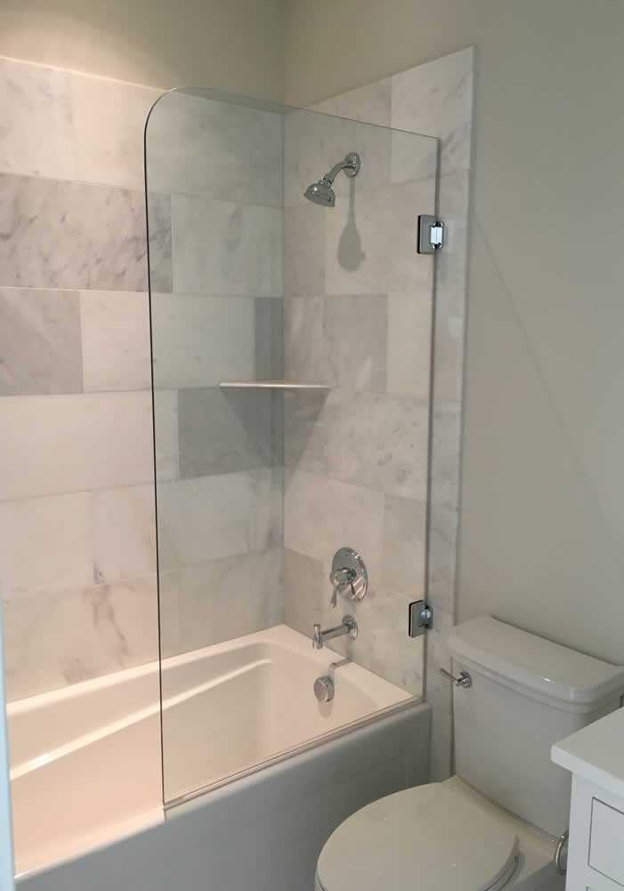 Frameless Shower Doors River Glass Designs MD DC VA