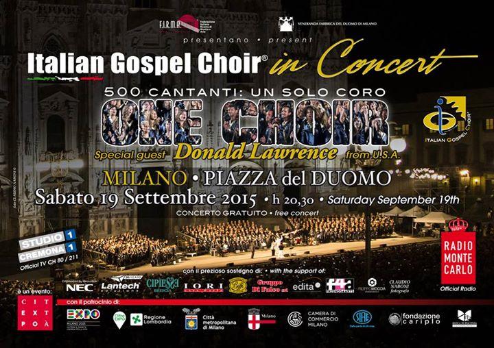 Italian Gospel Choir - Milano 2015