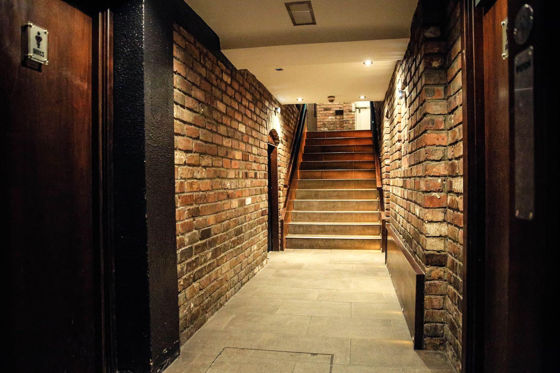 The Cellar  The River Inn
