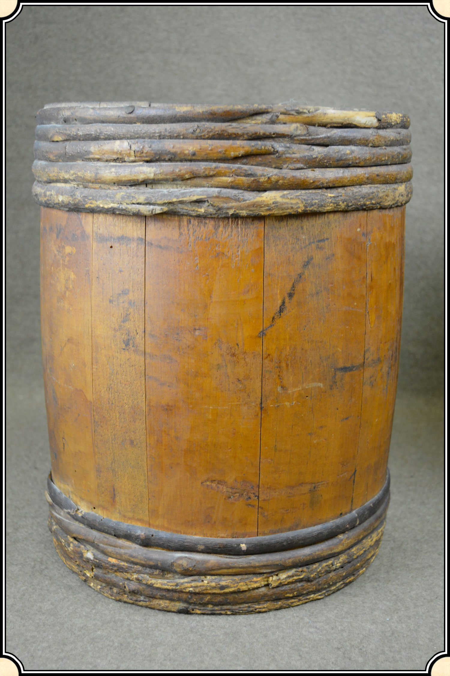 z Sold Oriental Western Sporting Co Powder Keg