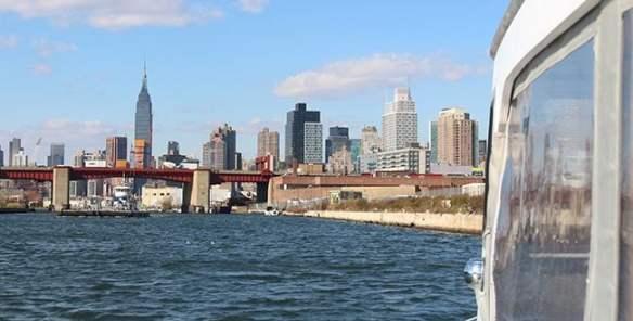 Newtown Creek NYC waterways