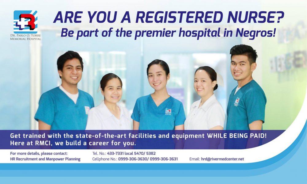 Hiring Staff Nurses!
