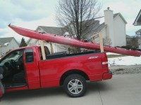 Marda: Knowing Diy kayak rack for truck bed