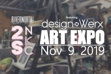 Art Expo at DesignWerx in North Kansas City