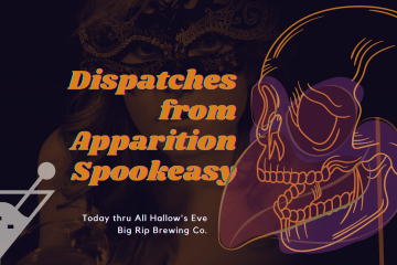 Apparition Spook Easy Cover Story