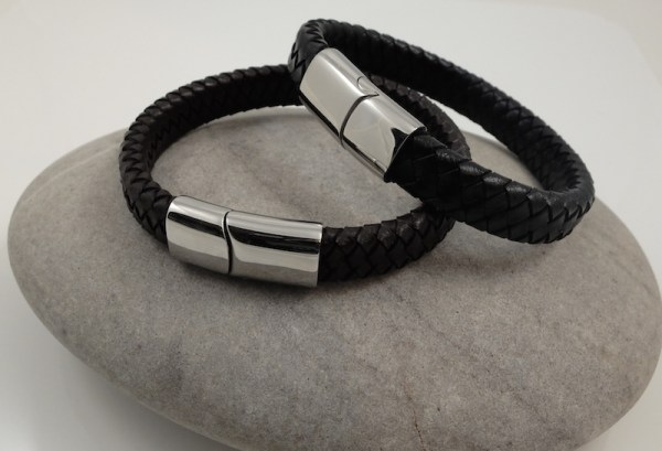 Clasp: Stainless Steel Magnetic