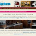 AIPatHome.com screenshot of homepage