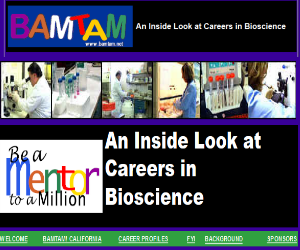 BAMTAM bioscience workforce development campign