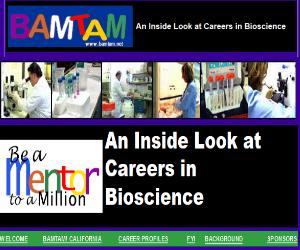 BAMTAM bioscience workforce development campign