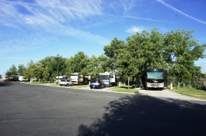 River Run RV Park spaces