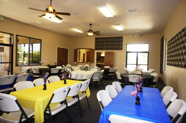 River Run RV Park Meeting Room