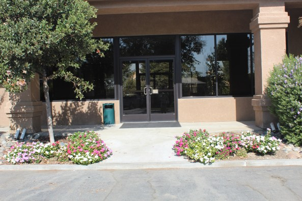 Rec Room Entry