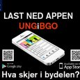 ungibgo-appen ny versjon