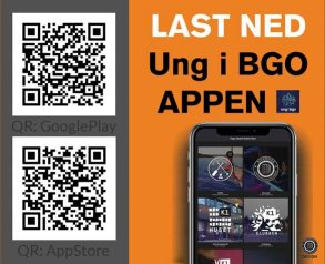 Last ned Ung i BGO-appen - Her finner du ut hva som skjer i Bydel Gamle Oslo