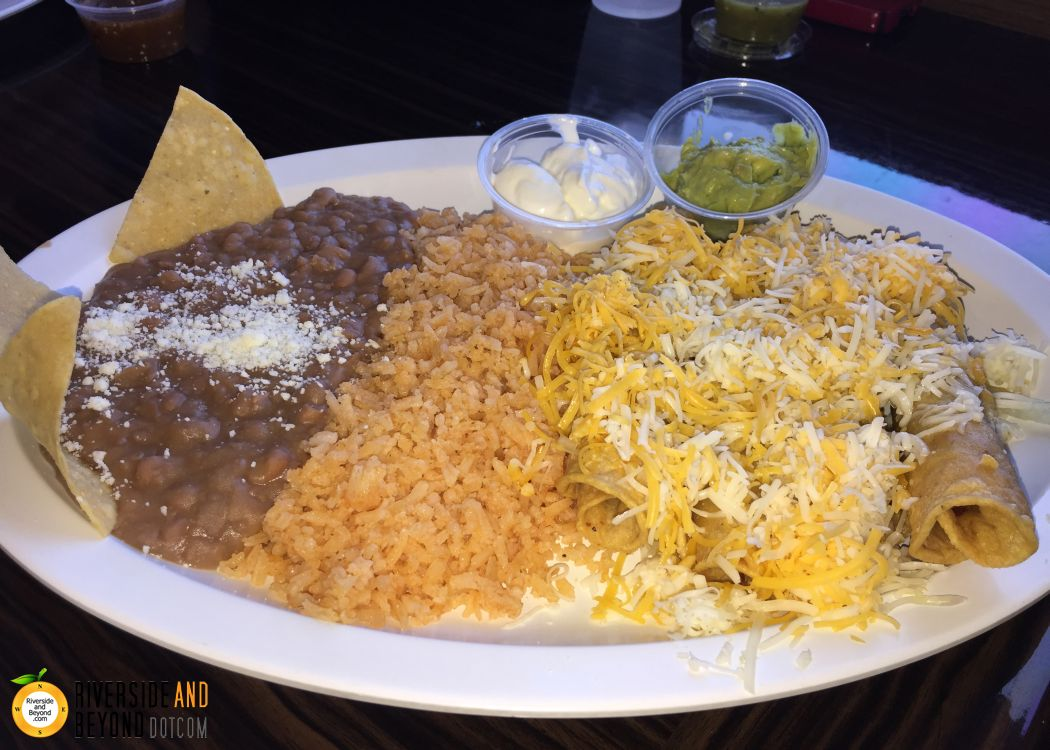 Chilito's Mexican Grill - Taquitos